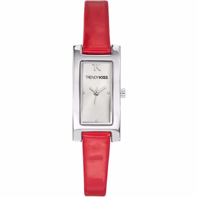 montre femme bracelet cuir rectangulaire