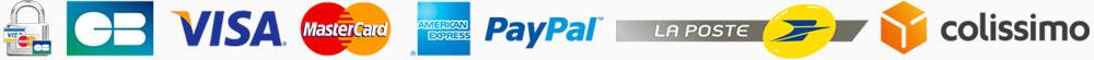 Partenaires paiement et livraison